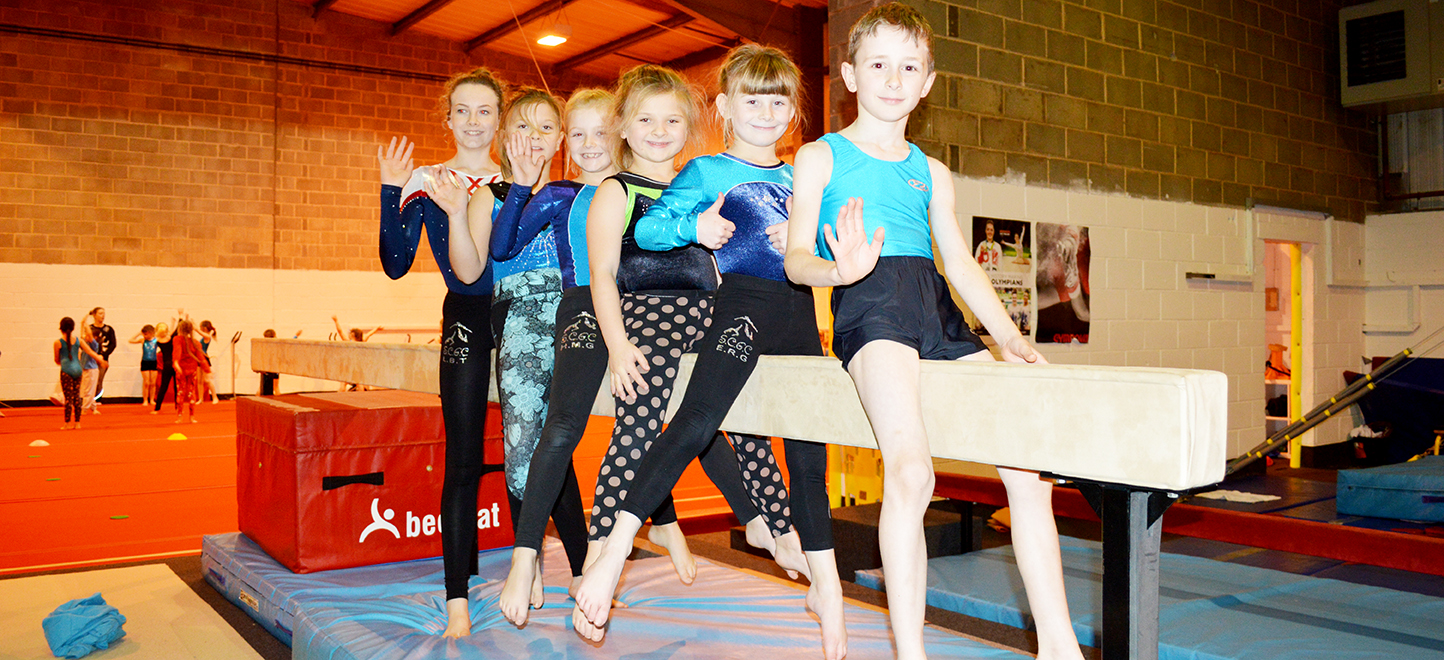 Sherburn Gymnastics Club