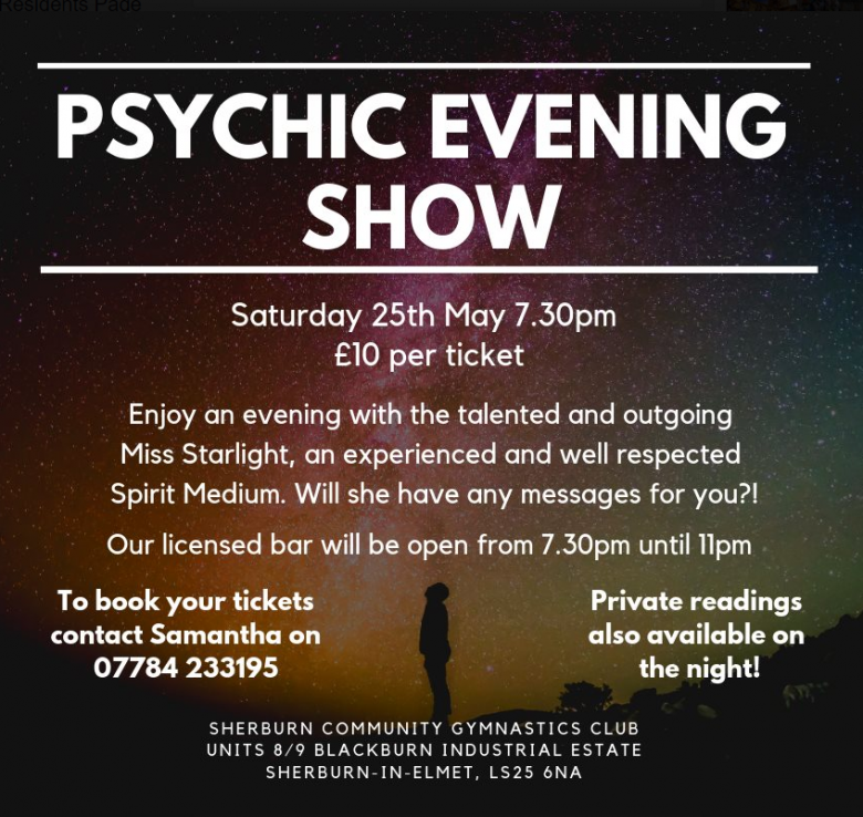 Psychic Evening Show